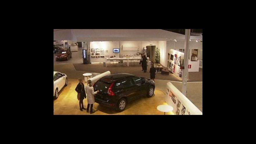 Video Saab dostane pomoc z Číny