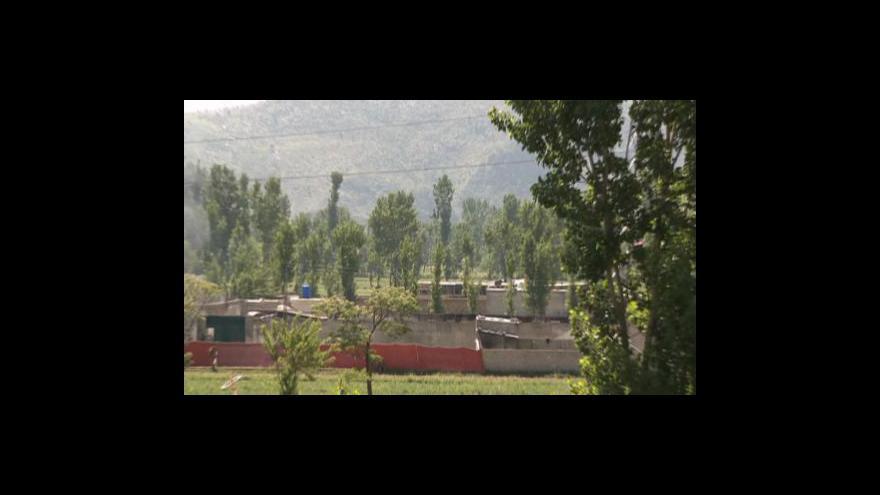 Video Události: Podrobnosti o zabití bin Ládina