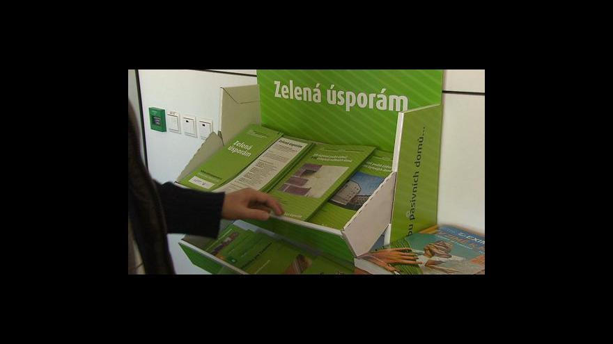 Video NKÚ kritizuje program Zelená úsporám