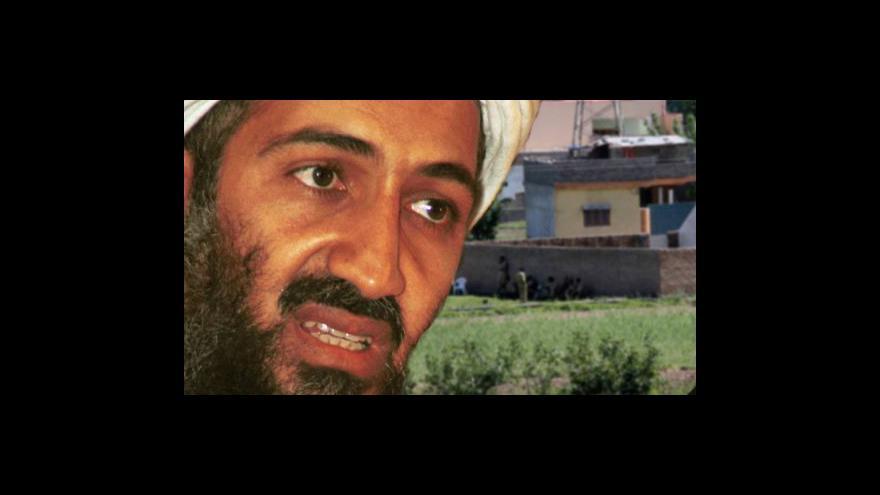 Video Polední Události: Usáma bin Ládin je po smrti