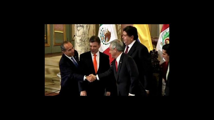 Video Jihoamerická obchodní dohoda