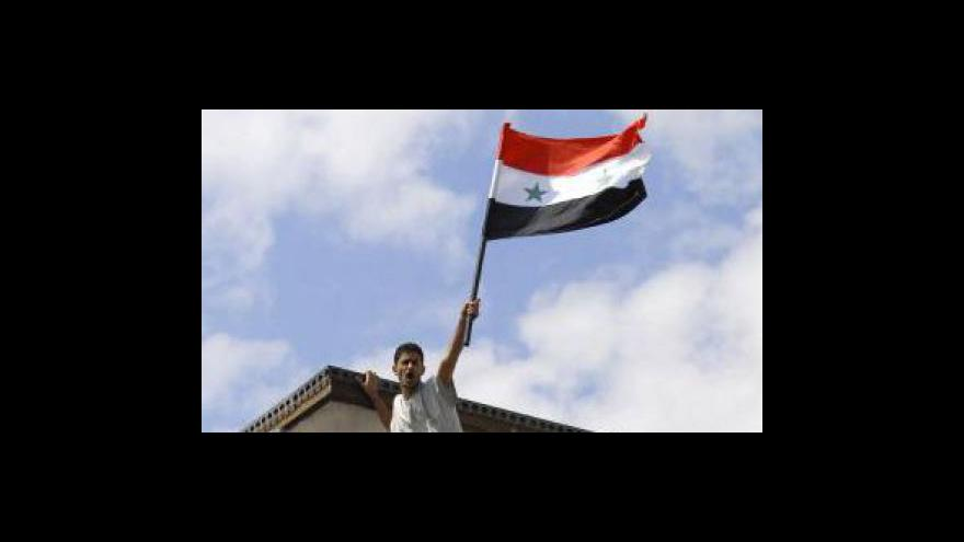 Video Reportáž o situaci v Sýrii
