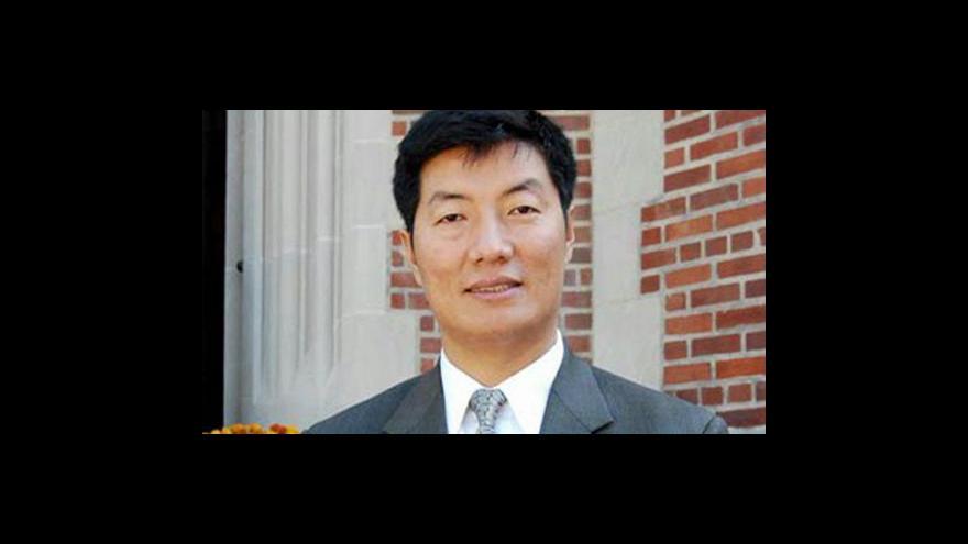 Video Tibet má nového premiéra