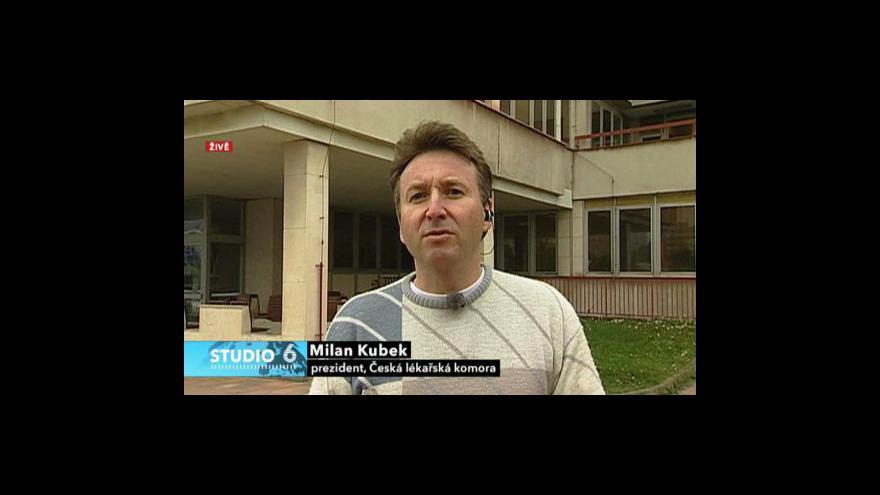 Video Rozhovor s Milanem Kubkem