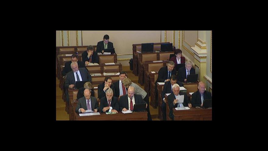 Video Projev Miroslava Kalouska
