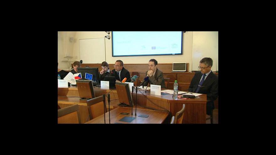 Video Brífink ministerstva školství k dotacím EU