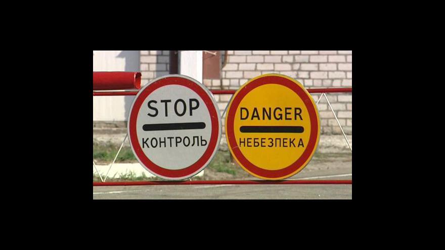 Video Studio 6 k výročí černobylské havárie (1. část) - Reportáže a rozhovor s Danou Drábovou