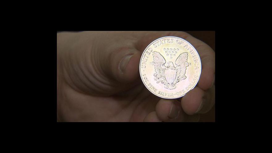 Video Zlato i stříbro lámou rekordy