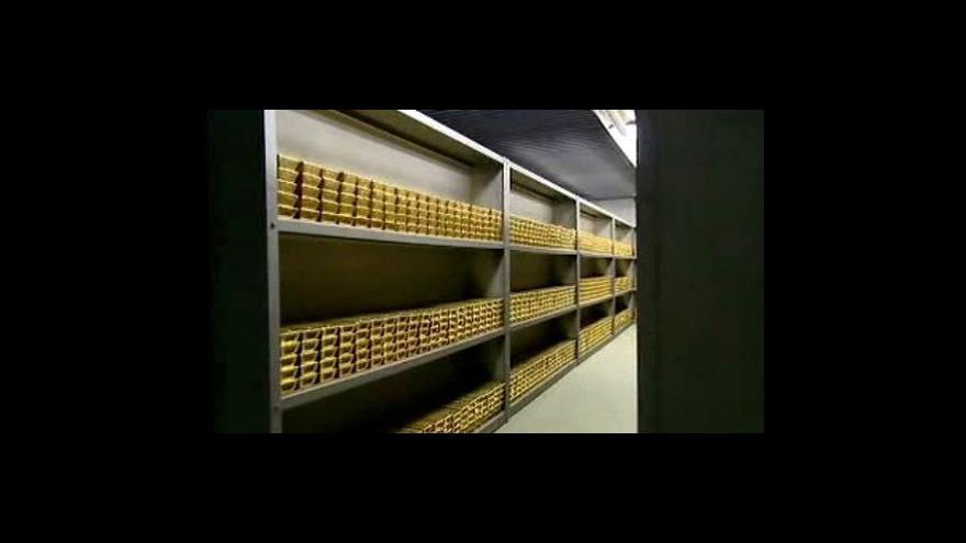 Video Zlatá mánie