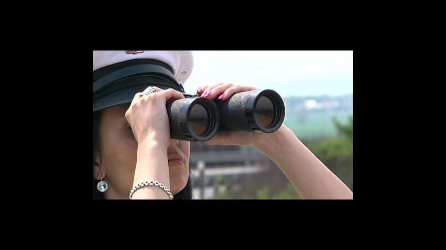 Video Vstup a reportáž Luboše Rosího