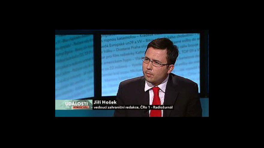 Video Rozhovor s Jiřím Hoškem