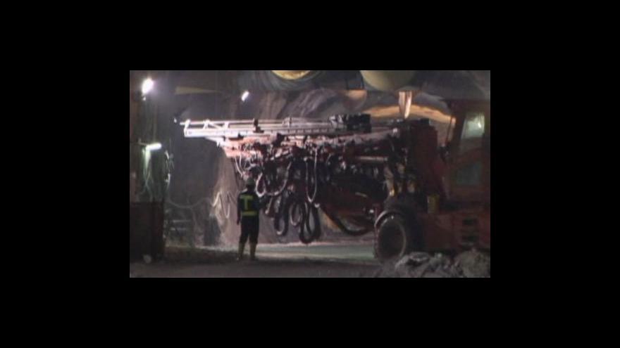 Video Podmořská skladiště ropy v Singapuru