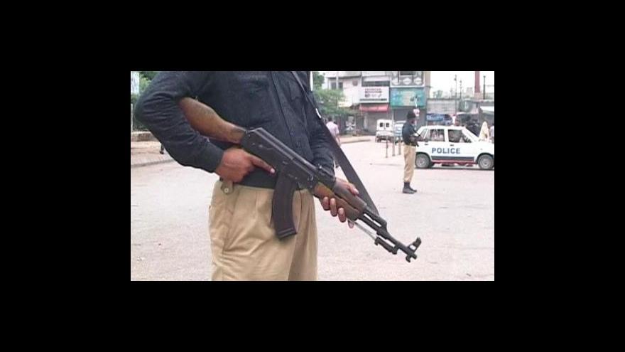 Video Pákistánská tajná sluižba se stýká s afghánskými povstalci