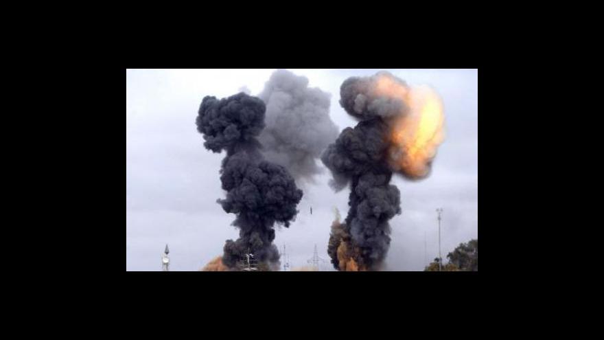 Video Počet mrtvých v Libyi stoupá