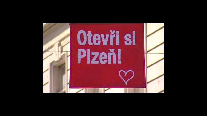 Video Z Plzně informuje Mirka Vildová