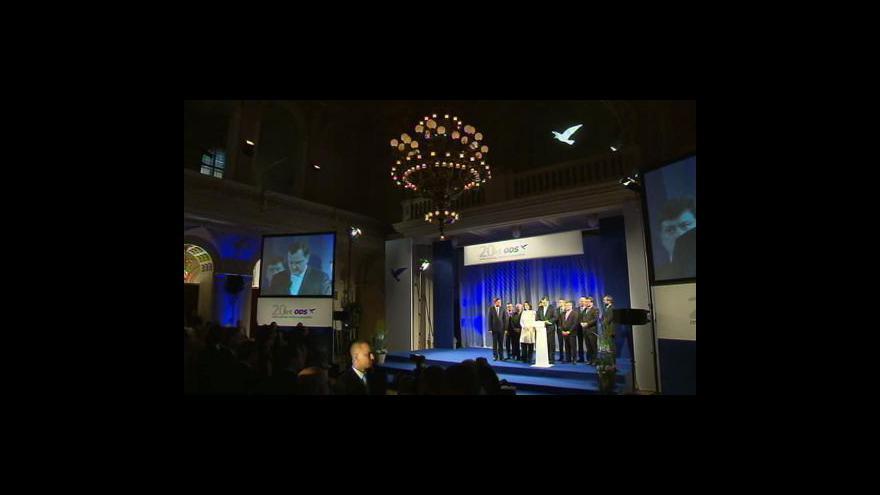 Video Projev Petra Nečase