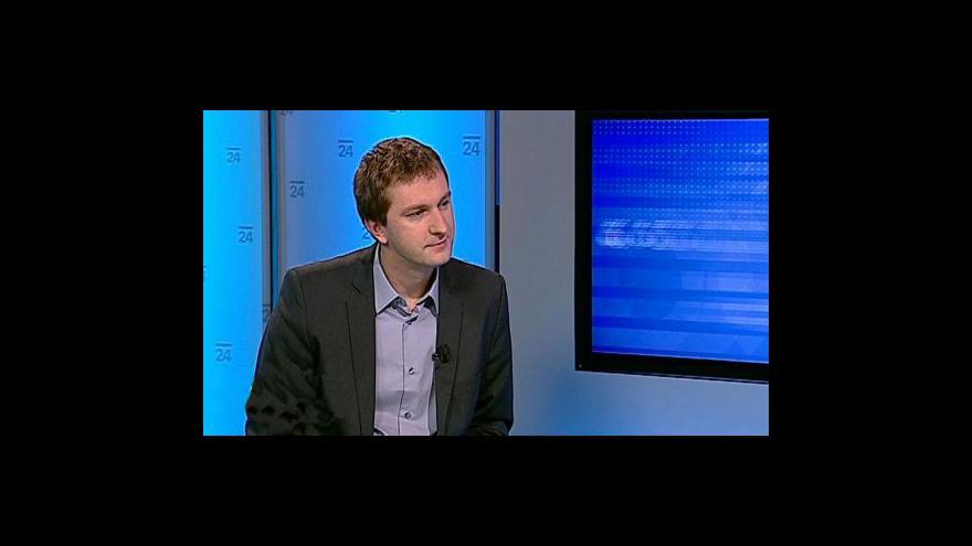 Video Rozhovor s Davidem Ondráčkou
