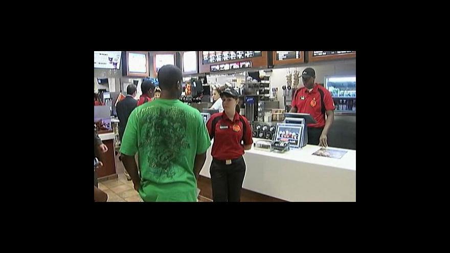 Video Náborový den v McDonaldu