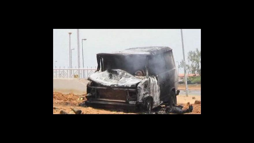 Video Krize v Nigérii