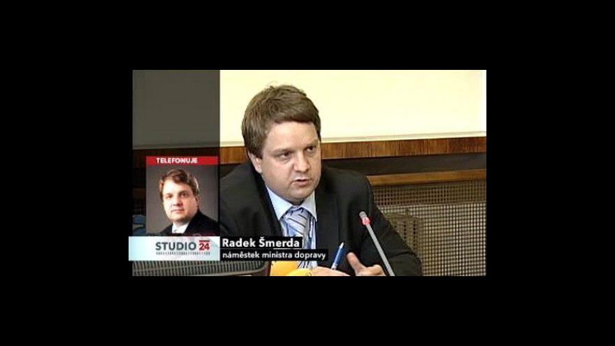 Video Rozhovor s Radkem Šmerdou