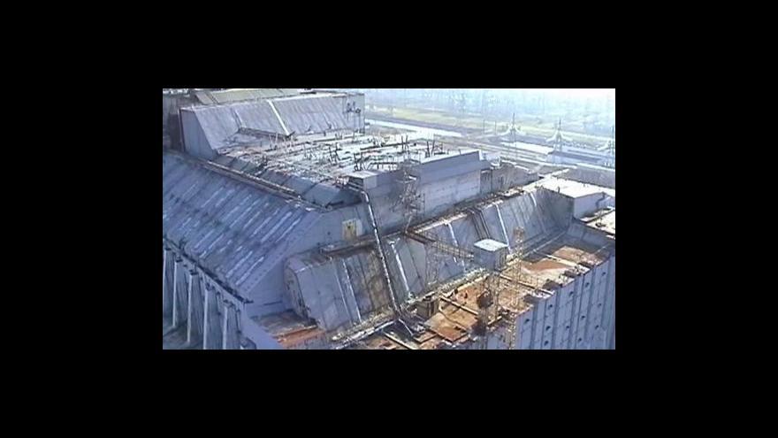 Video Unie přispěje na kryt Černobylu