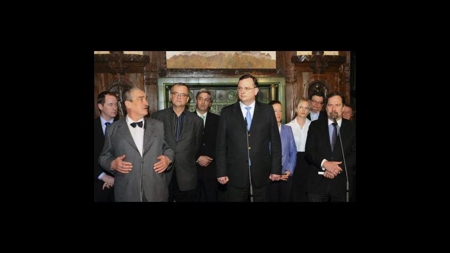 Video TK k jednání K12 z 19. dubna 2011