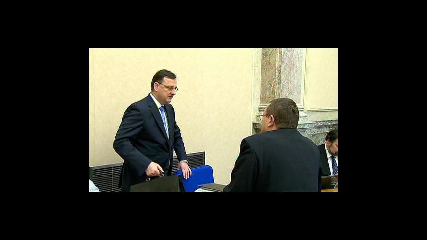 Video Ministrem vnitra Kubice