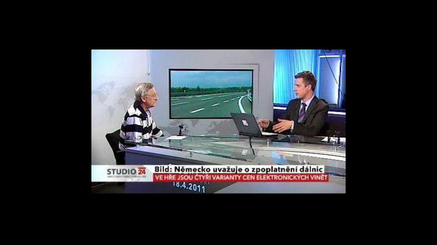 Video Rozhovor s Igorem Sirotou