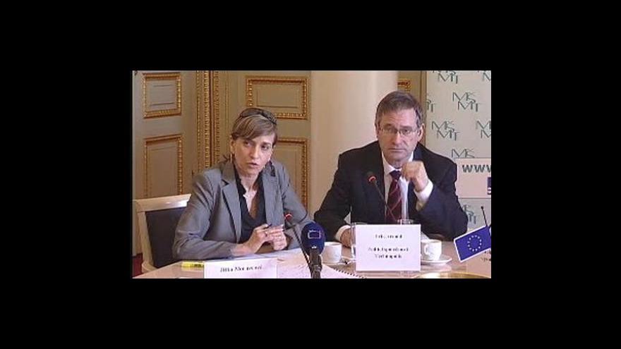 Video TK ministerstva školství k auditu české vědy a výzkumu