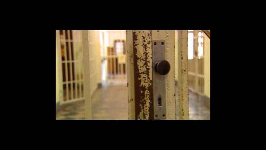 Video Reakce mluvčí vězeňské služby
