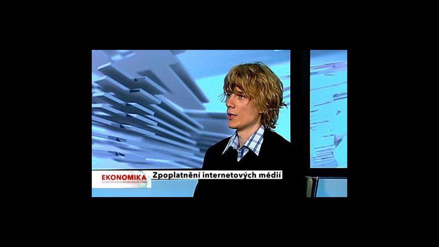 Video Rozhovor s Martinem Vyleťalem