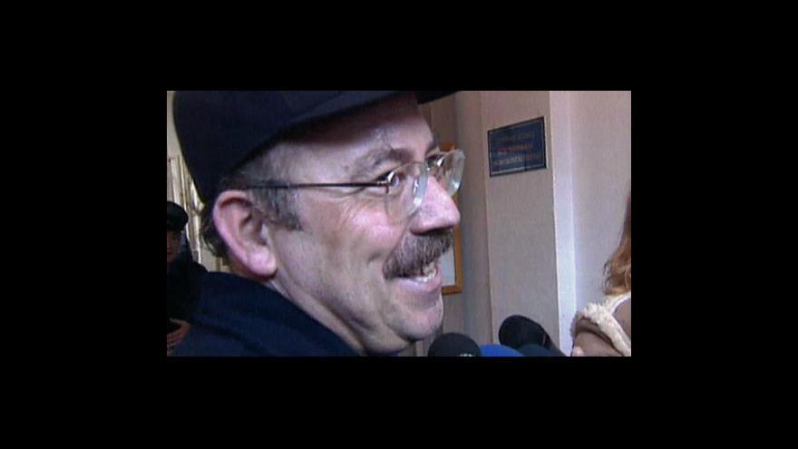 Video František Chvalovský jde před soud