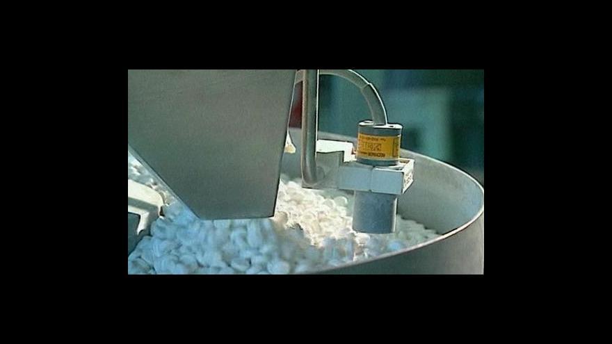 Video Léky ve vesmíru zrtácí účinnost