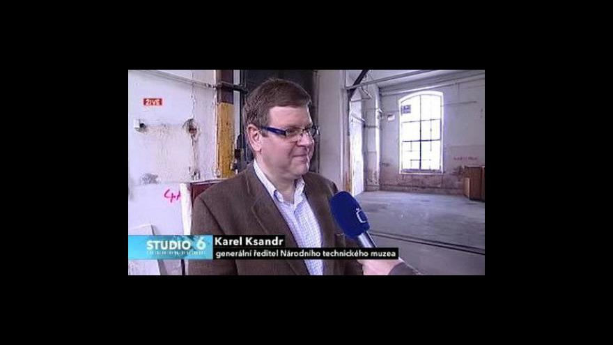 Video Rozhovor s Karlem Ksandrem