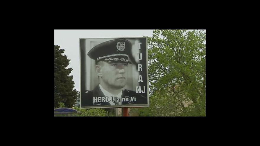 Video Gotovina dostal za válečné zločiny 24 let