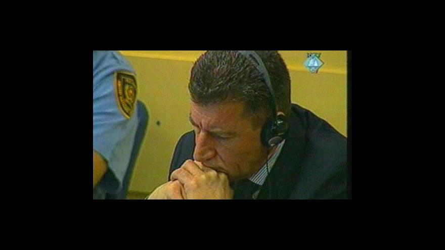 Video Tribunál vynese rozsudek nad chorvatskými generály