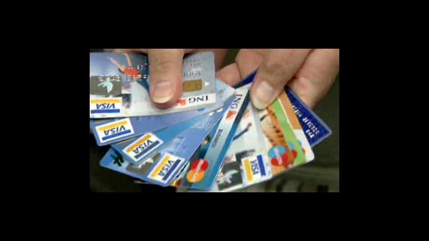 Video Platební karty jsou bezpečné