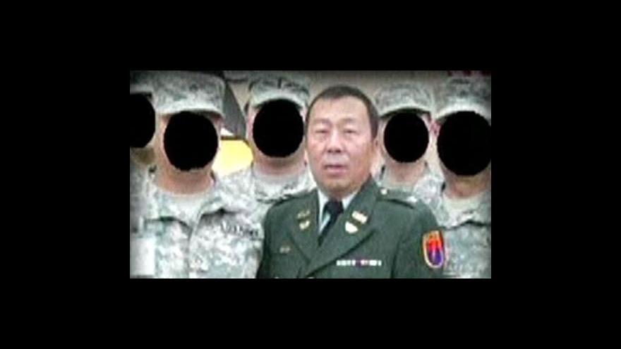 Video Číňan lákal do falešné armády