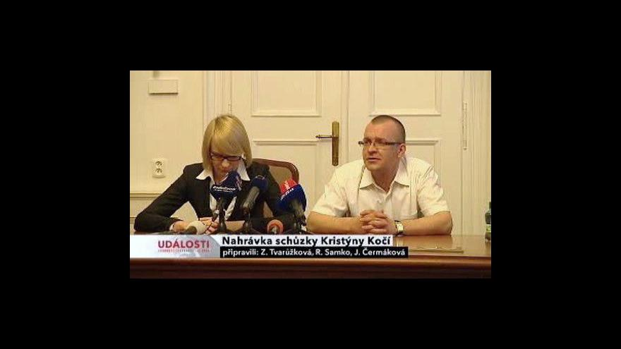 Video Reportáž Zuzany Tvarůžkové a Richarda Samka