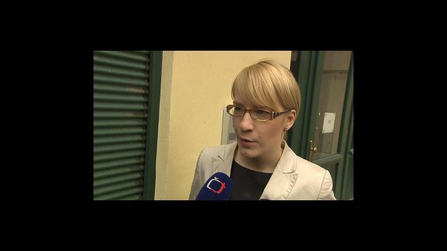 Video Nahrávka Kristýny Kočí