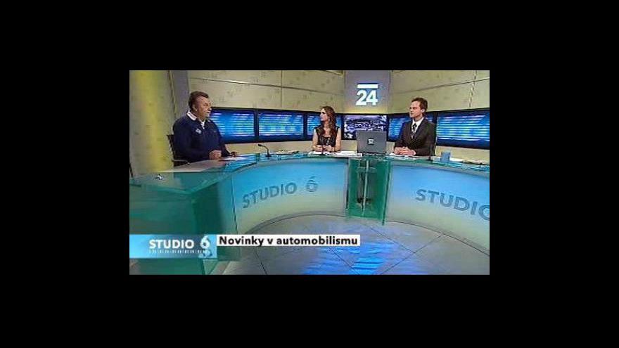 Video Rozhovor s Tomášem Hrnčířem
