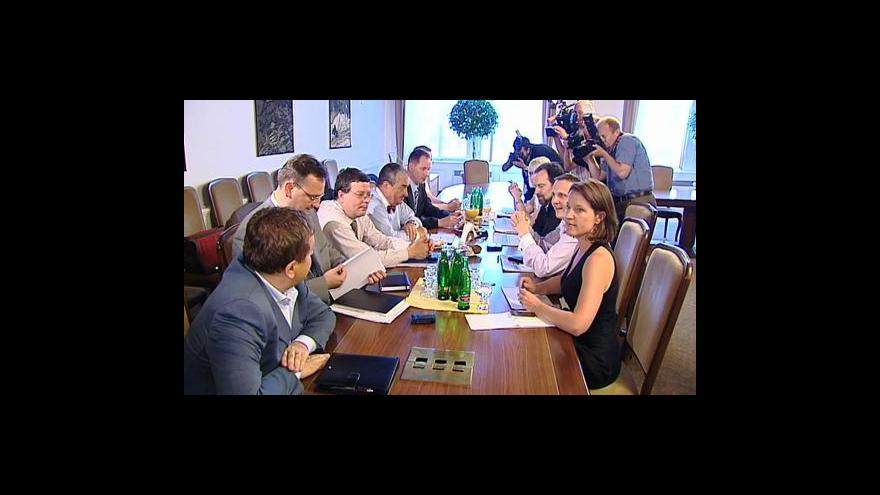 Video Reportáž Lukáše Dolanského a Štěpánky Martanové