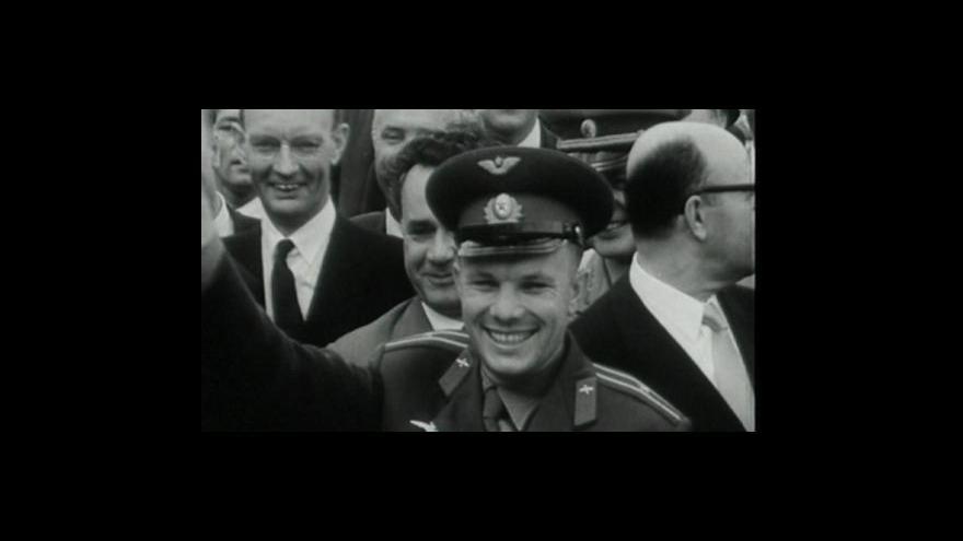 Video Dobrý den, majore Gagarine