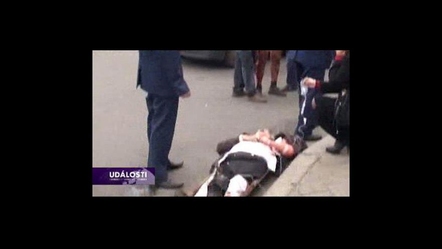 Video V Minsku zemřelo jedenáct lidí po explozi v metru