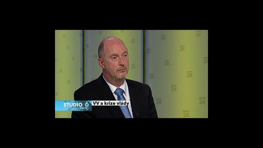Video Rozhovor s Petrem Skokanem