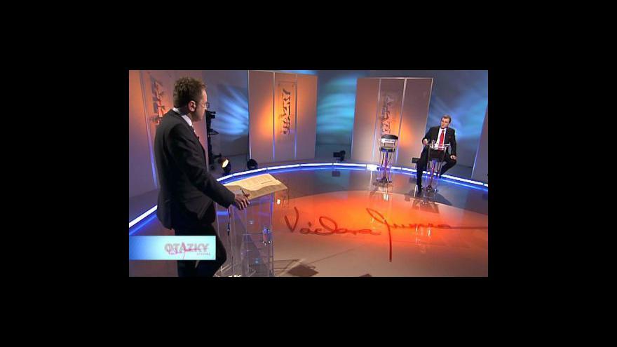 Video Rozhovor s Vítem Bártou v OVM