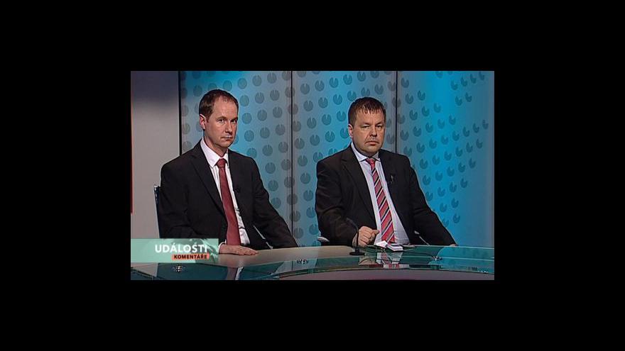 Video Události, komentáře - Koalice na pokraji zhroucení?