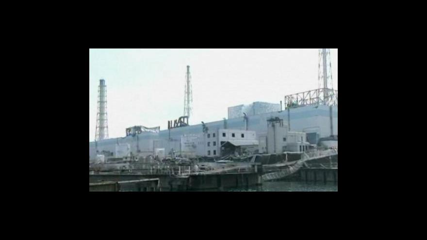 Video Další otřesy v Japonsku
