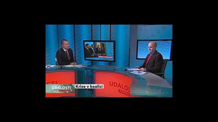 Video Rozhovor s Jiřím Kubíkem