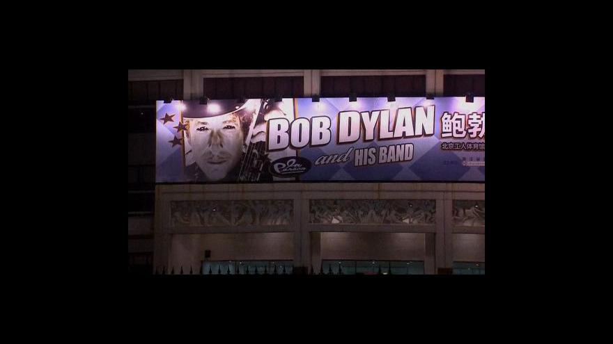 Video Petr Vizina o koncertě Boba Dylana